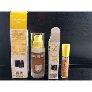 ✨UOMA Beauty Foundation & Concealer✨